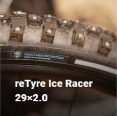 reTyre Ice Racer