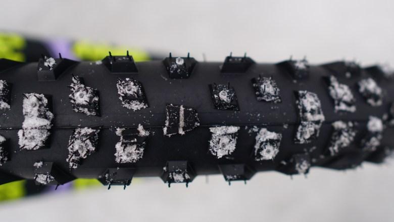 45Nrth Wrathchild 29x2,6 60tpi mønster