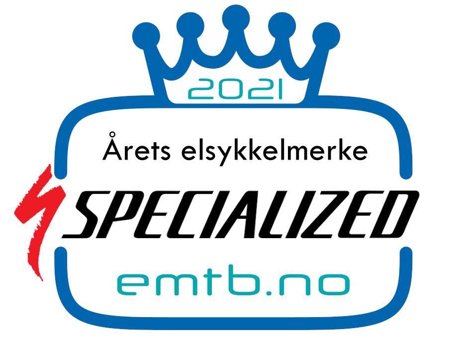 Specialized – årets elsykkelmerke 2021!