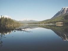 Somewhere near Jasper, Alberta & British Columbia border