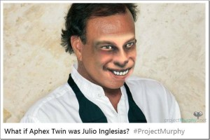 What If Aphex Twin Was Julio Inglesius?