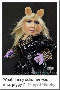 What If Amy Schumer Was Miss Piggy