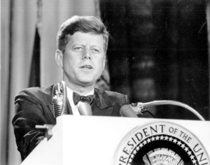The Thing John F. Kennedy Is Known for Will Make Your Chest Implode with Horror
