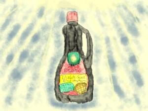 Aunt Jamaica's Blood Strengthening Diabete-Sauce