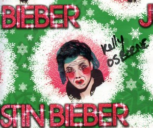 The First Day of Christmas Biebers