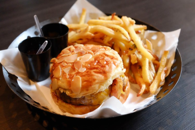 Fast food de muuuuita qualidade, sim, senhor!