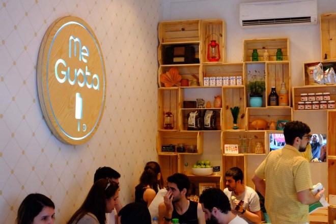 A nova loja da Me Gusta, pertinho da Oscar Freire