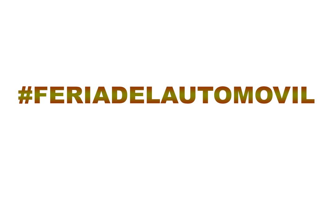 #FeriaDelAutomóvil Compensar 2019