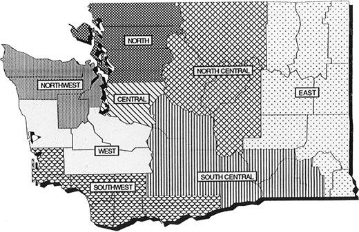 EMT Training in Washington State Regions