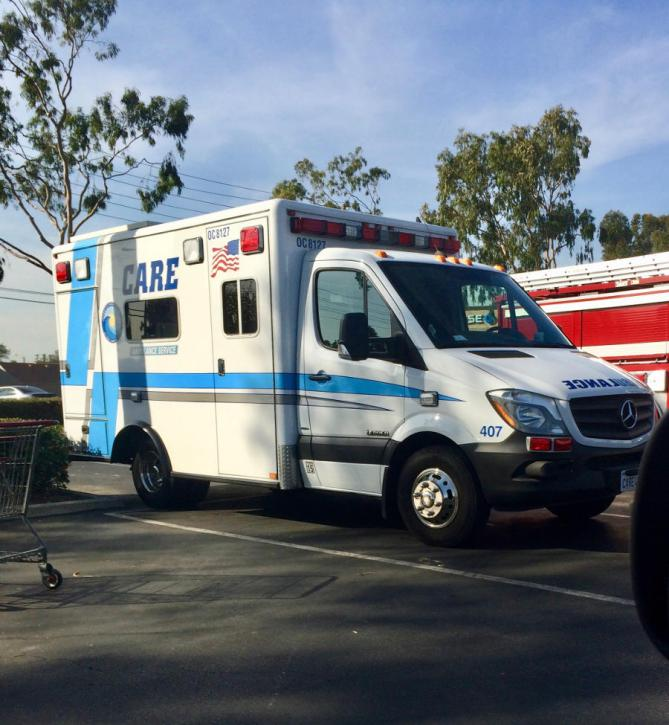Care Ambulance California EMT