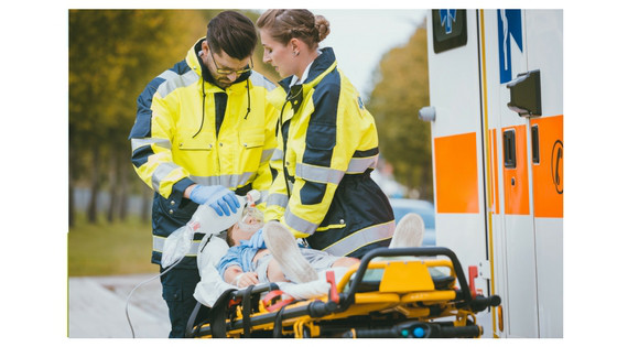 What do EMTs Do With A Patient
