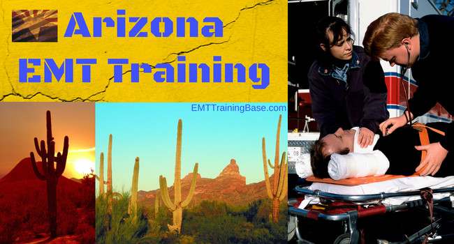 arizona emt training - emt training base