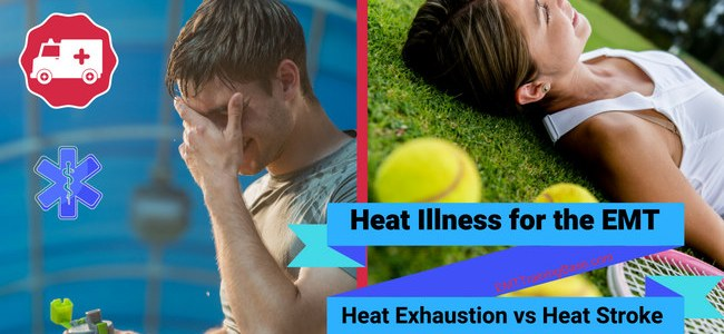 Heat Illness for the EMT-2
