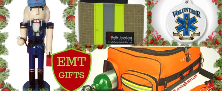 Best Christmas EMT Gifts 2018