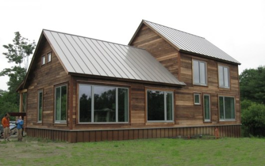 Norwich Passive House by ZED