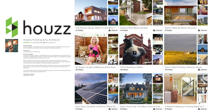Mariana Pickering's featured articles on Houzz