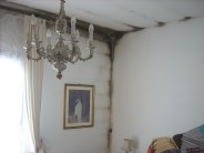 Esempio di muffa in casa