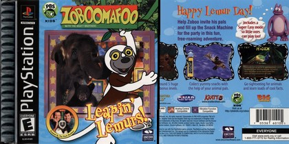 Zoboomafoo Games Ps1 | Games World