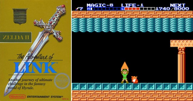 Image result for zelda 2