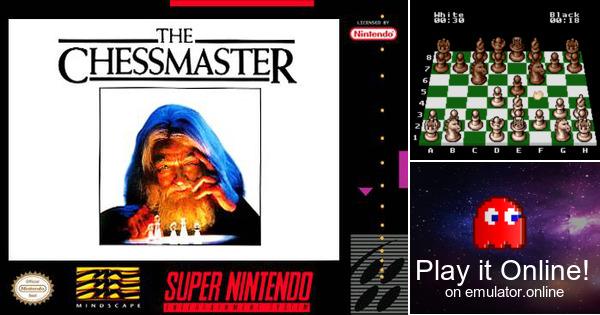 Play The Chessmaster On Super Nintendo