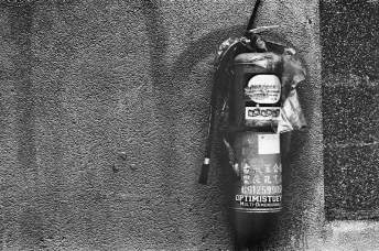 Pockmarked - Maco Eagle AQS 400 @ ISO6400 (Rollei Retro 400S)