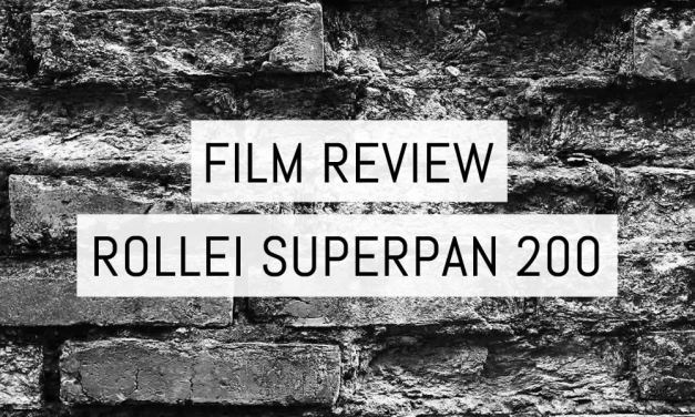 Film review: Rollei Superpan 200 black and white negative film in 35mm and 120 format