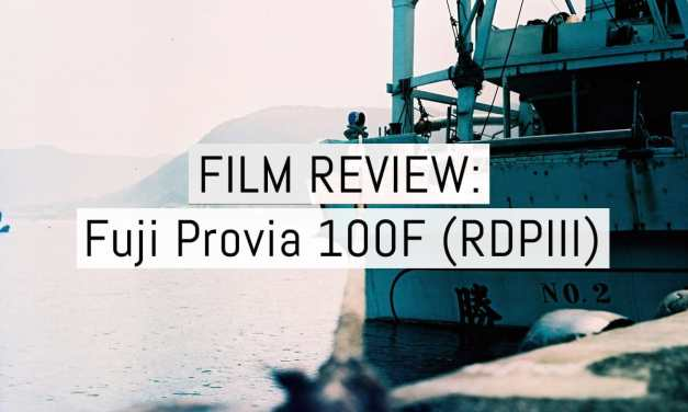 Film review: Fuji Provia 100F (RDP III) color slide film – 35mm, 120 and large formats