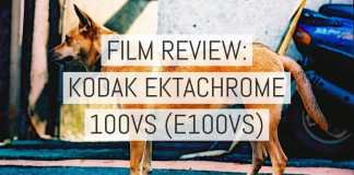 Cover - Review - EKTACHROME 100VS