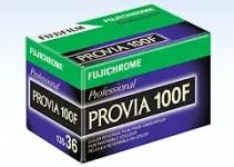 Film notes: Fuji Provia 100F (RDPIII)