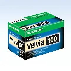 Field notes – Fuji Velvia 100