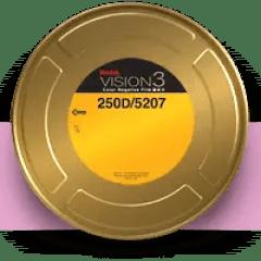 Kodak VISION3 250D