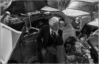 'Car Salesman', Greece