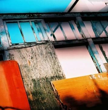Boarded - Kodak E100VS shot at ISO200 and cross processed