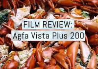 Cover - Agfa Vista Plus 200 review