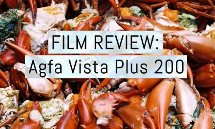 Film review: Agfa Vista Plus 200 – 35mm format