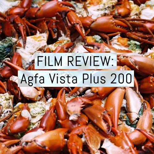 Cover - Agfa Vista Plus 200 review