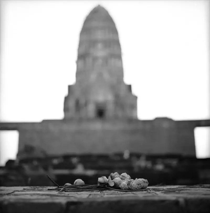 Wat Ratchaburana - Thailand