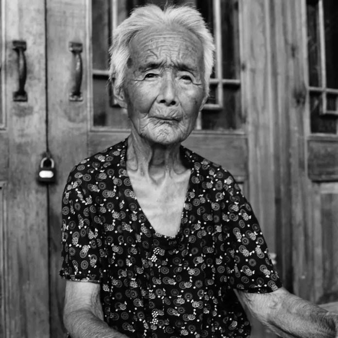 Bound Feet - Zhao Hua Hong