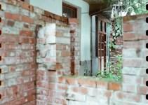 Photography: Behind door #3 – Shot on Kodak VISION3 250D 5207 at EI 250 (65mm format)