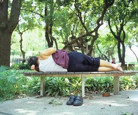 Slumbering – Fuji Velvia 100 RVP100 (120)