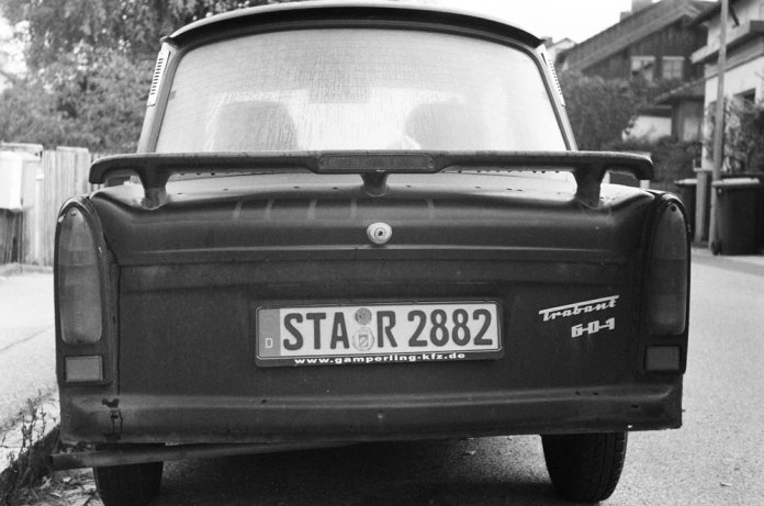 52 Rolls - Trabant