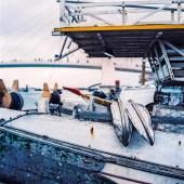 Untitled - Shot on Kodak Vericolor 160 (VPS 6006) at EI 100. Color negative film in 120 format shot as 6x6