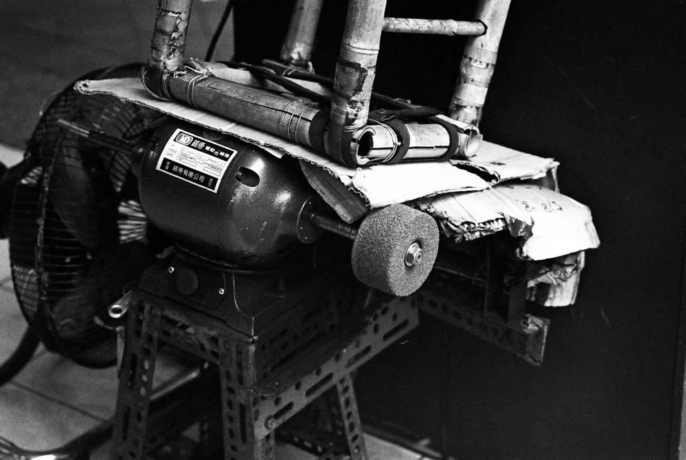EMULSIVE 52 Rolls - Week 03 2016 - Kodak TRI-X 400 - EI1600