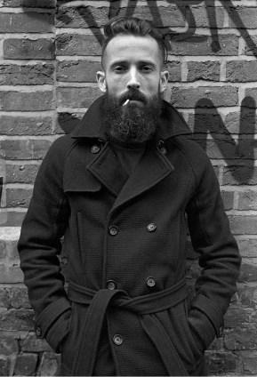 Urban Portrait - Keith Moss
