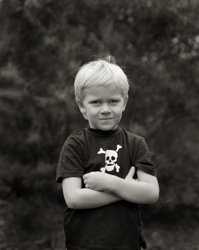 """William - Self-build 4x5"""" camera - Kodak Tri-X 320"""