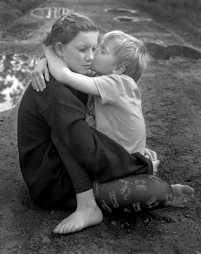 """Ellen and William - Sinar F 4×5"""" - Kodak Tri-X 320"""