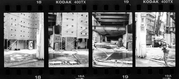 Kodak Tri-X 400 - Olympus Pen D3