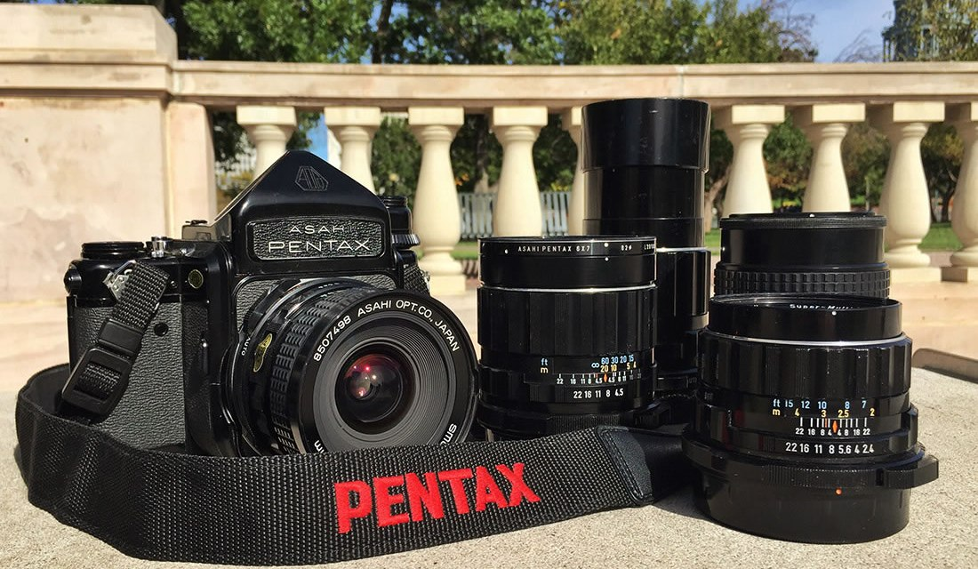Camera Review: Me and my Pentax 6×7 by Daniel J. Schneider