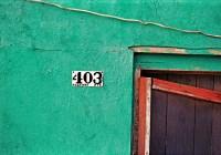 Doorway Jiminez - Agfa Optima (2001)