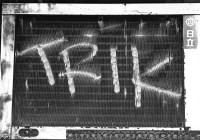 Cheap Trik - Kodak Tri-X 400 shot at EI1600. Black and white negative film in 35mm format.
